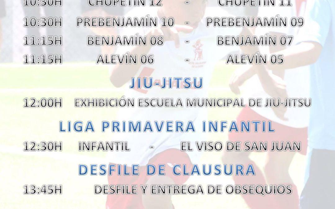 Clausura Escuelas Deportivas Municipales