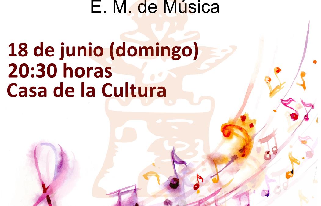 Escuela de Música – Festival