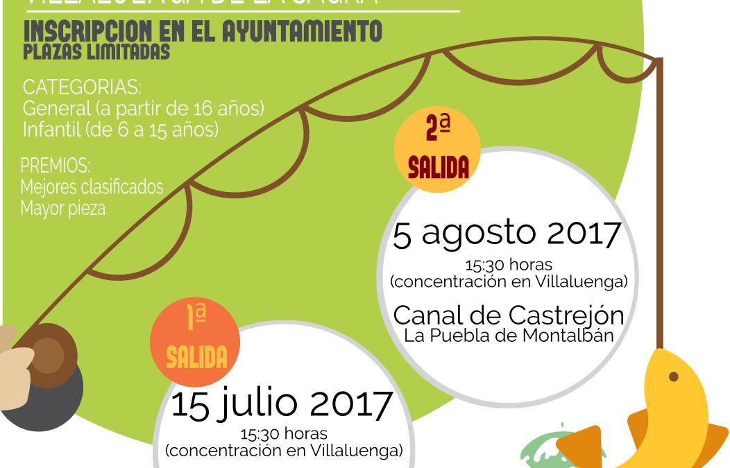 Campeonato de pesca – verano 2017