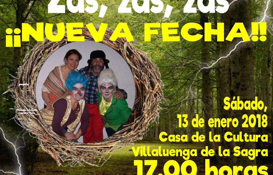 Teatro Infantil – 2ª representación.