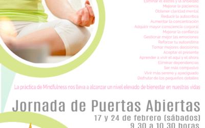Curso de Mindfulness, Meditación & Relajación