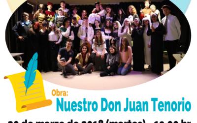 Teatro en Villaluenga (17 y 20 de marzo)