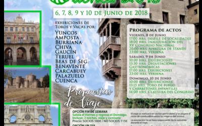 """Viaje Asociación Taurina Cultural """"Toro Enmaromado Villaluenga"""""""