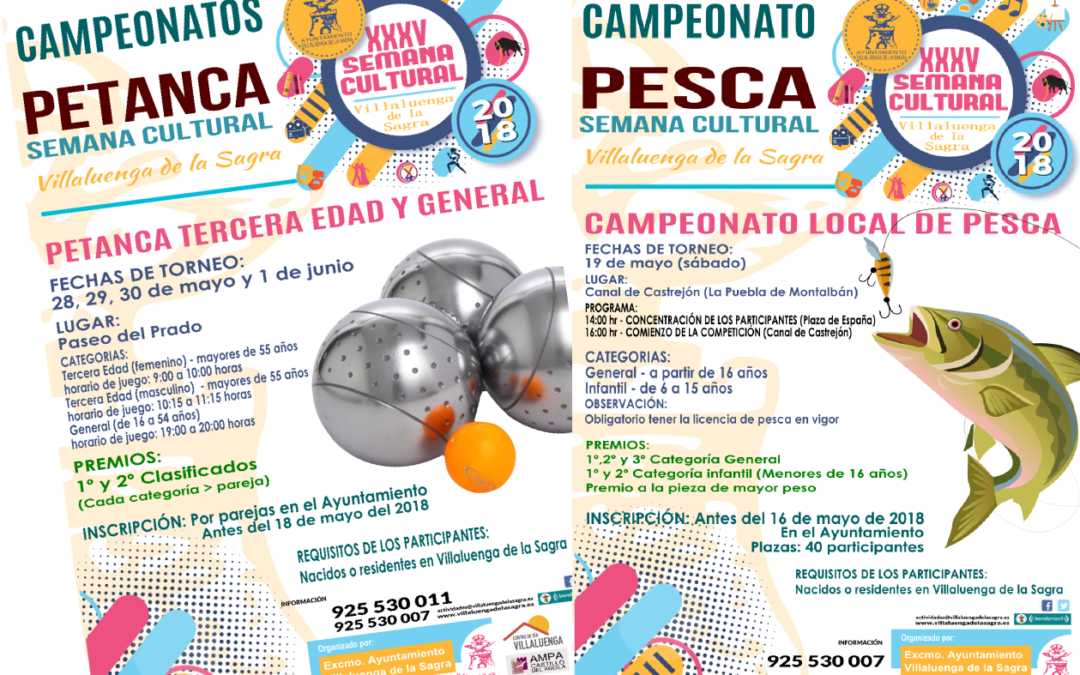 Campeonatos Semana Cultural