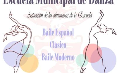 Festival Fin de Curso Escuela Municipal de Danza