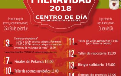 Semana Prenavidad Centro de Día