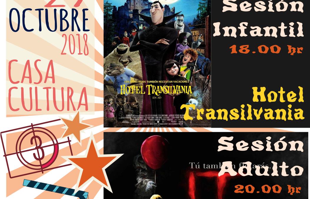 Cine 27 de octubre