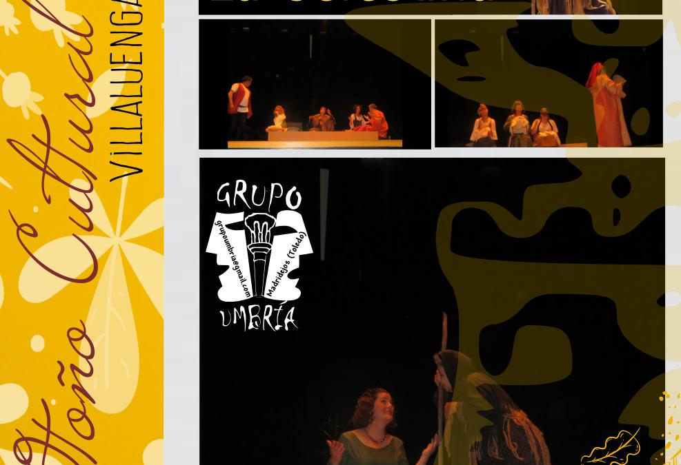 Teatro en Villaluenga