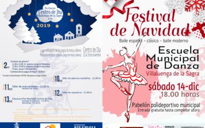 Pre-Navidad y Navidad Villaluenga