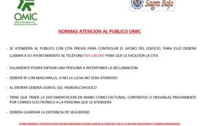 Reapertura Oficina Municipal de Información al Consumidor