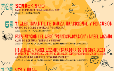 XXXVII Semana Cultural de Villaluenga de la Sagra