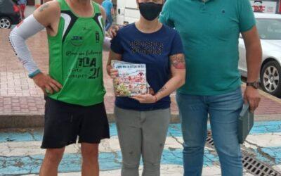 Ruta contra la ELA en Villaluenga de la Sagra