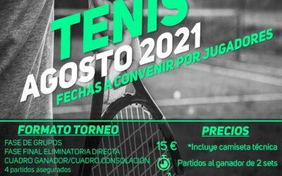 Torneos de Tenis y Padel en Villaluenga de la Sagra